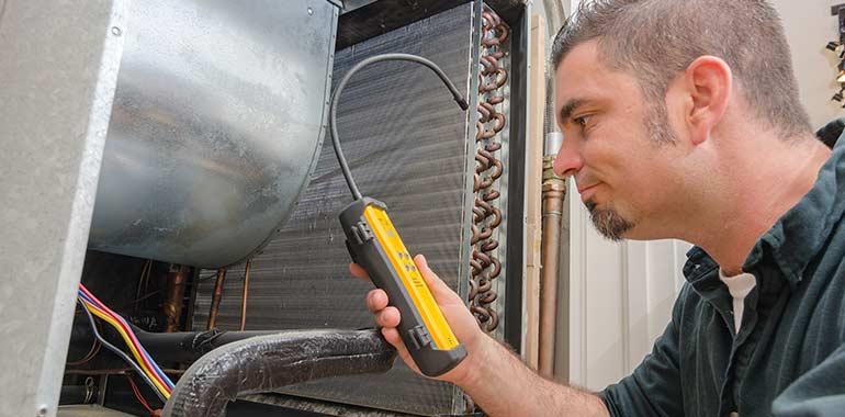 air handler repair