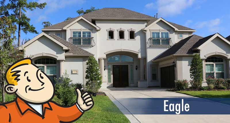 access heating and air conditioning services in eagle